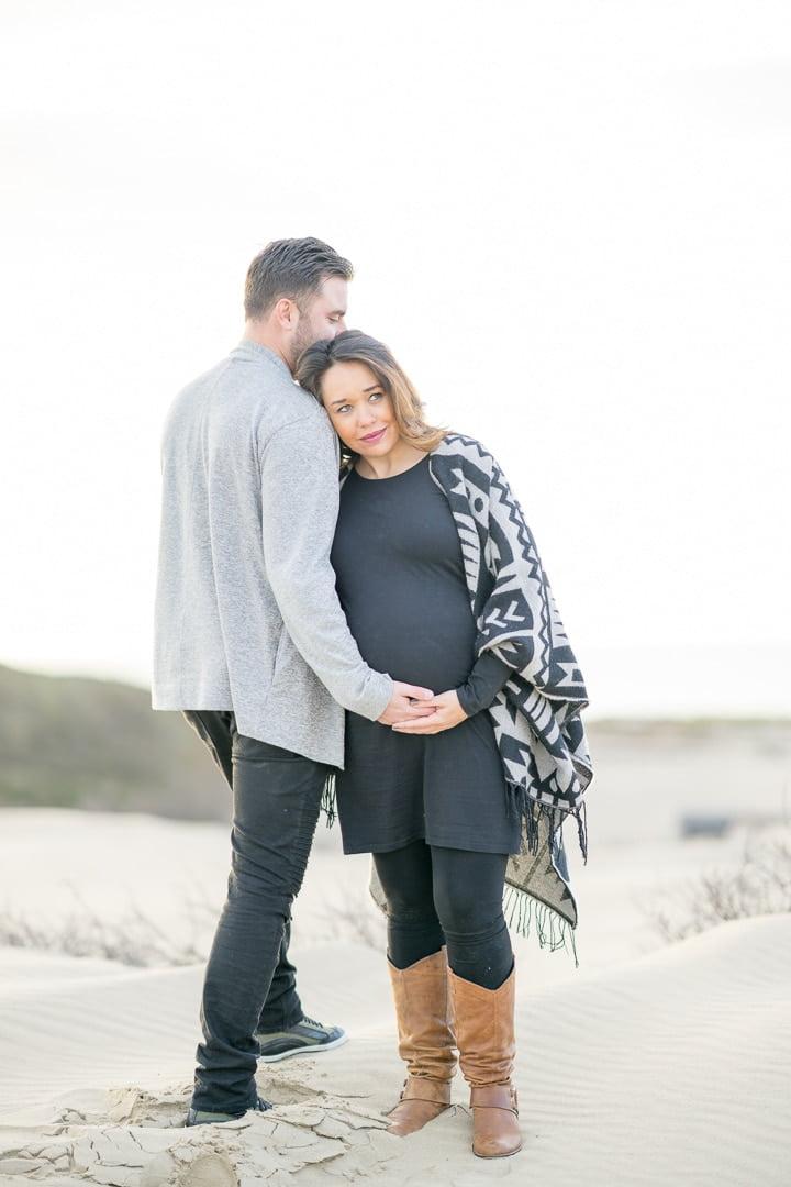Loveshoot zwangerschaps fotograaf Rotterdam Tom Tomeij 2