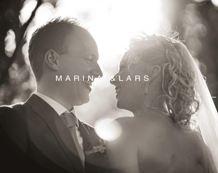 Trouwdag Dordrecht Marina & Lars