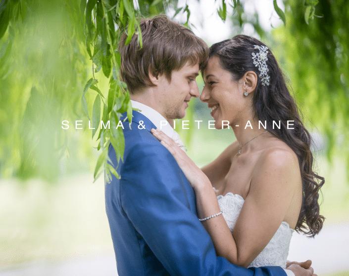 Trouwdag Benthemkerk Schiedam Selma & Pieter Anne