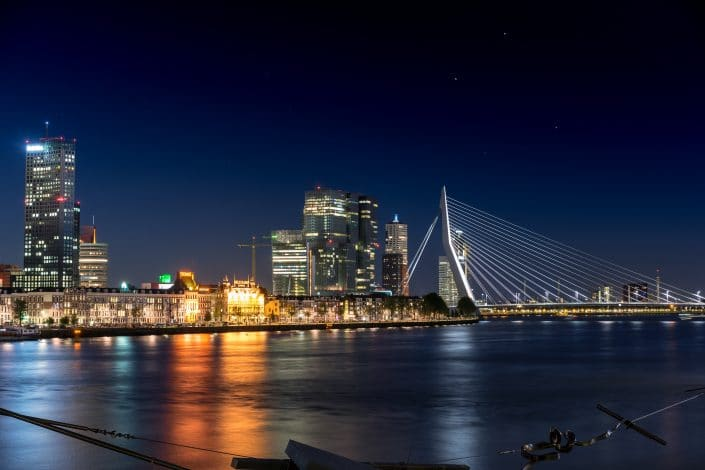Architectuur aan de muur fotograaf Tom Tomeij Rotterdam 166