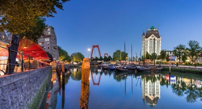 Architectuur aan de muur fotograaf Tom Tomeij Rotterdam 4