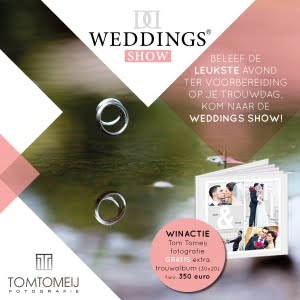 win-actie weddings show