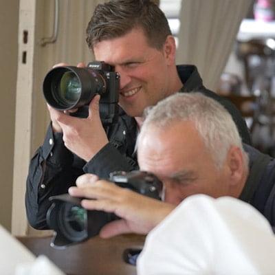 Trouwfotograaf en videograaf in Rotterdam