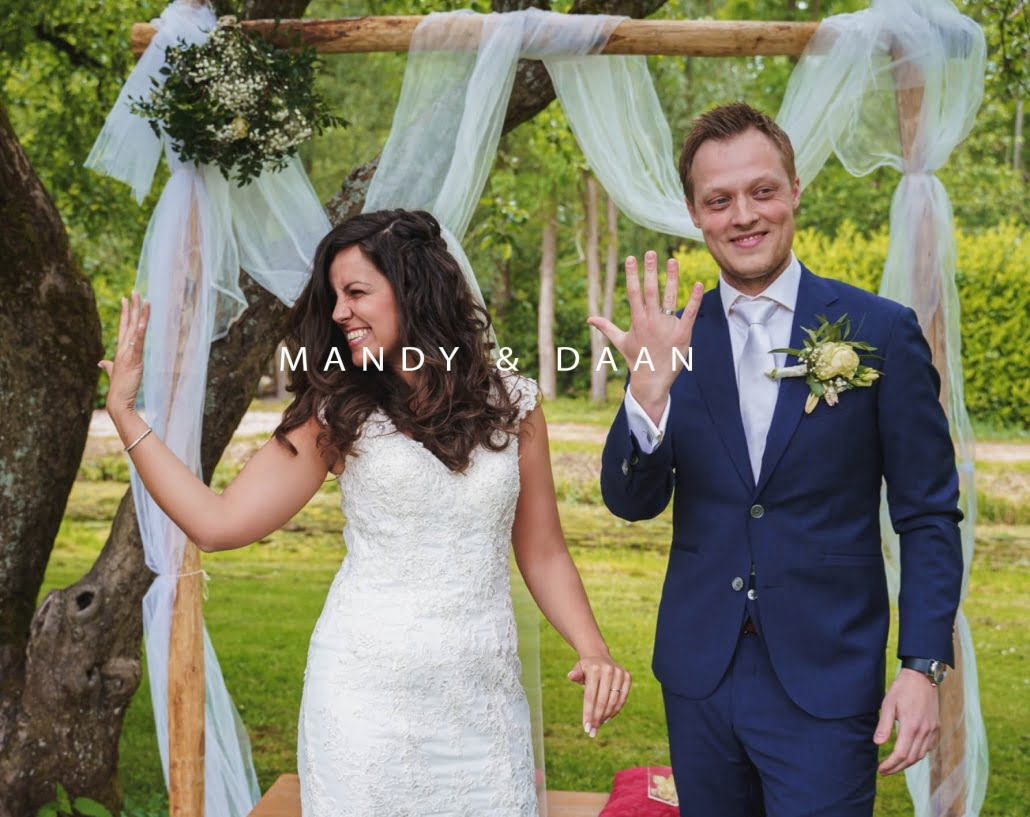 Trouwfoto's trouwfotograaf