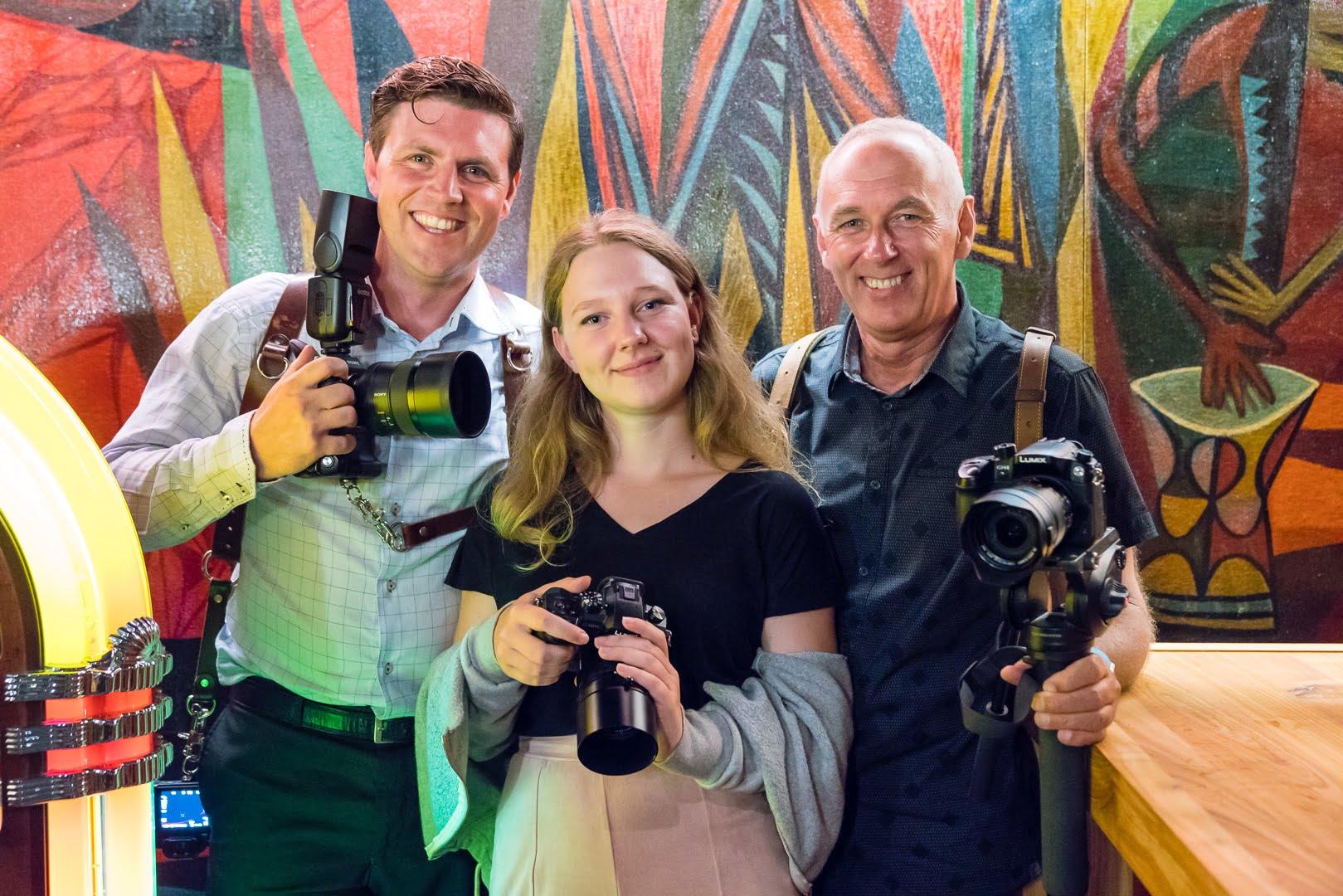 Trouwfotograaf Tom-Tomeij en trouwvideograaf