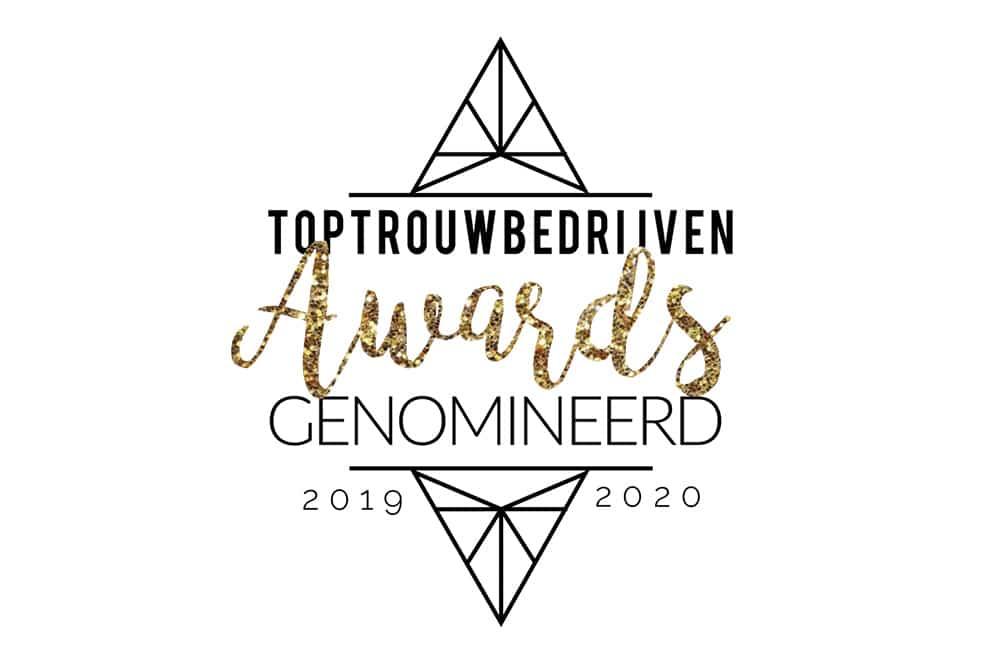 Award nominatie toptrouwbedrijven