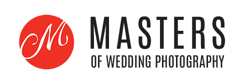 Masters of Wedding photography logo