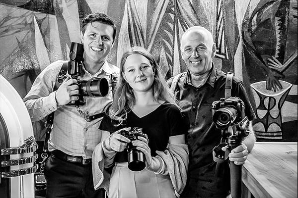 Bruidsfotograaf en Bruidsvideograaf familie Tomeij