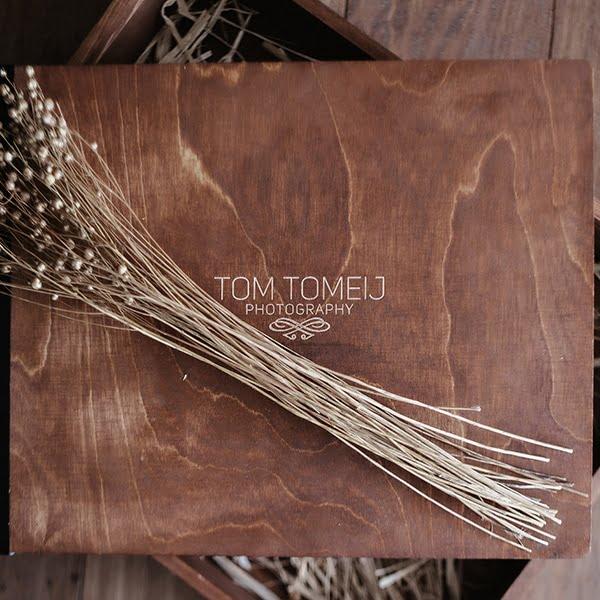 Trouwalbum hout 2