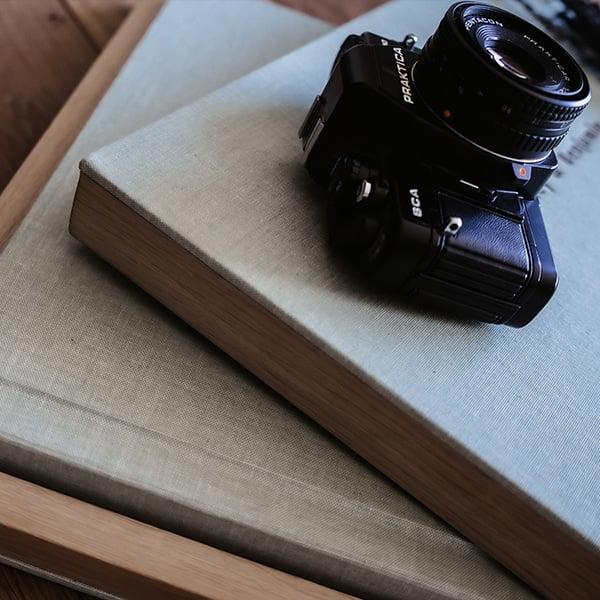 Trouwalbum fotoboek linnen 4