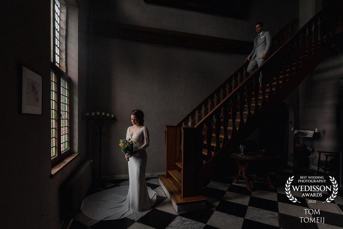 Kasteel Dussen Award trouwfotograaf Tom Tomeij