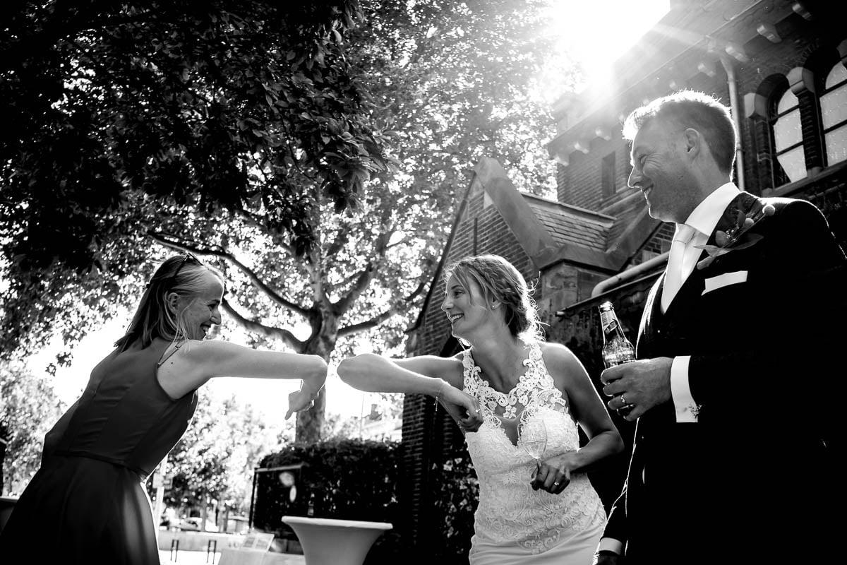 Corona Bruiloft trouwfotograaf 2