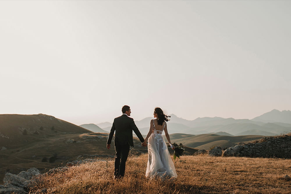 Huwelijksreis fotograaf meenemen
