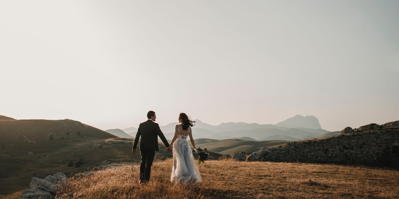 Videograaf combinatie foto bruiloft
